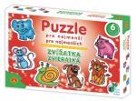 Puzzle pro nejmenší - Zvířátka