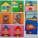 Protiklady s opičkou
